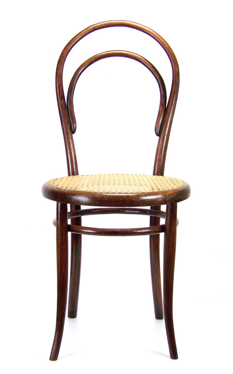 Sedia modello nr 14 di thonet vienna met xix secolo in vendita su pamono - Sedia thonet originale ...