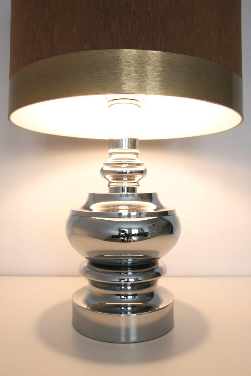 vintage tischlampen von hustadt leuchten 2er set bei pamono kaufen. Black Bedroom Furniture Sets. Home Design Ideas