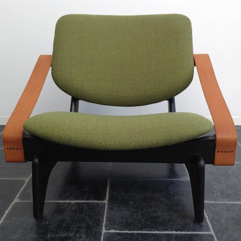 gr ner jumbo 174 sessel von olof ottelin 1950er bei pamono kaufen. Black Bedroom Furniture Sets. Home Design Ideas
