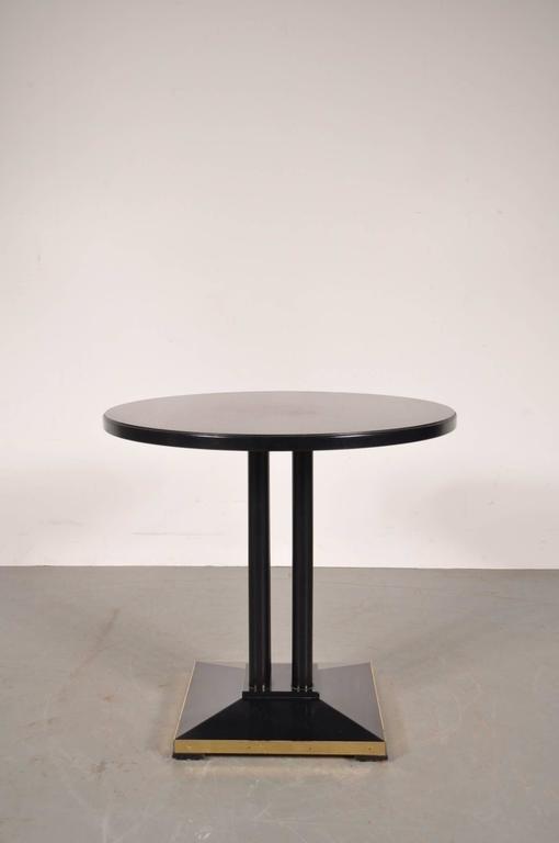 Thonet Sedie L Esteta In Soggiorno : Tavolino di thonet francia anni in vendita su pamono