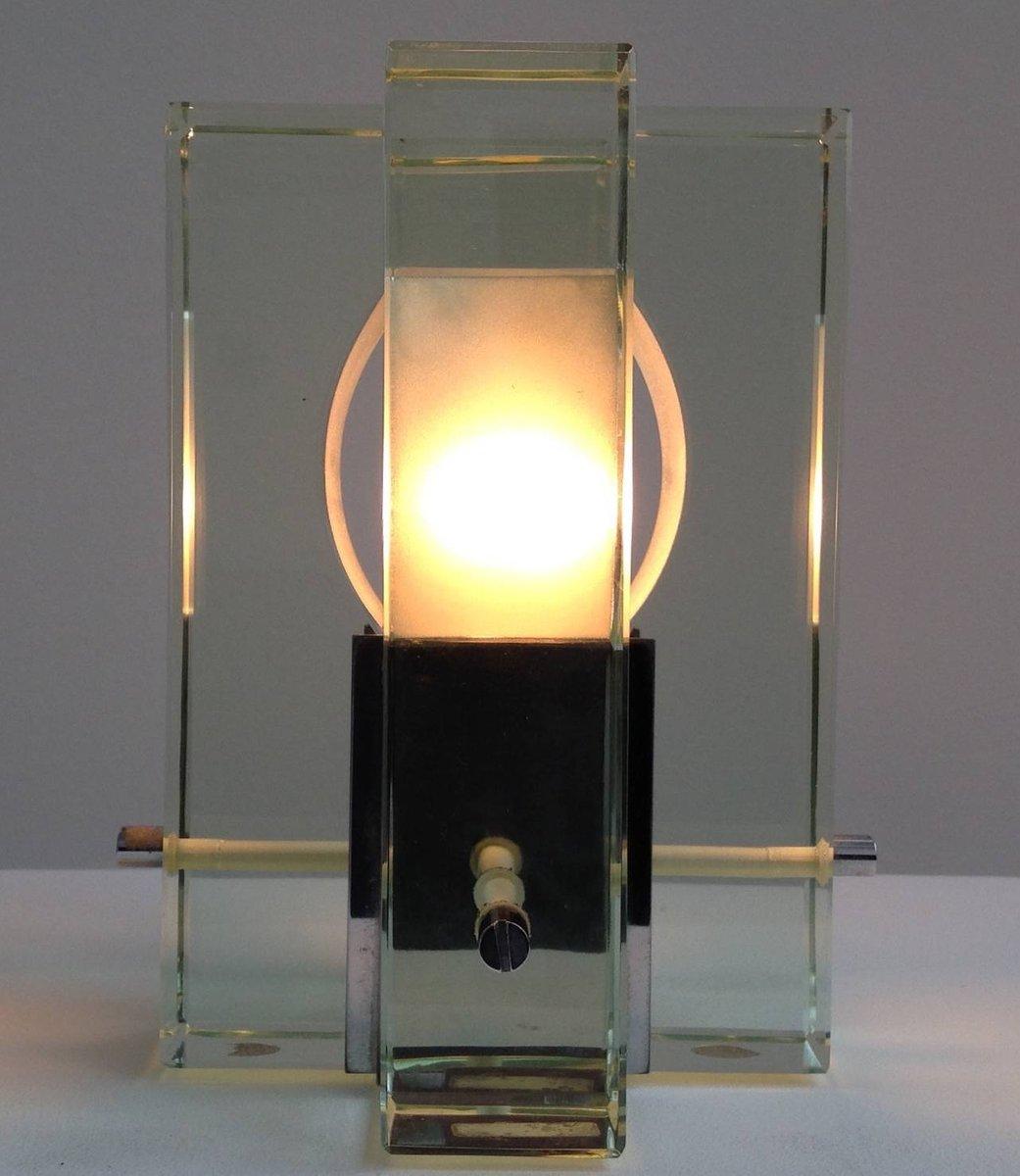 Tischlampe von Galotti & Radice, 1965