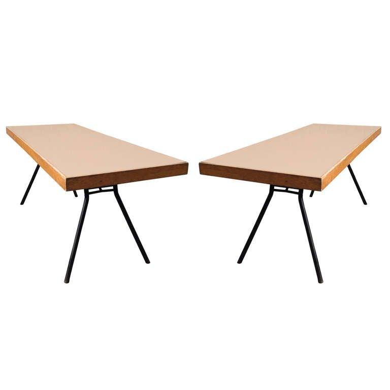 tavolo da pranzo pieghevole 1958 in vendita su pamono