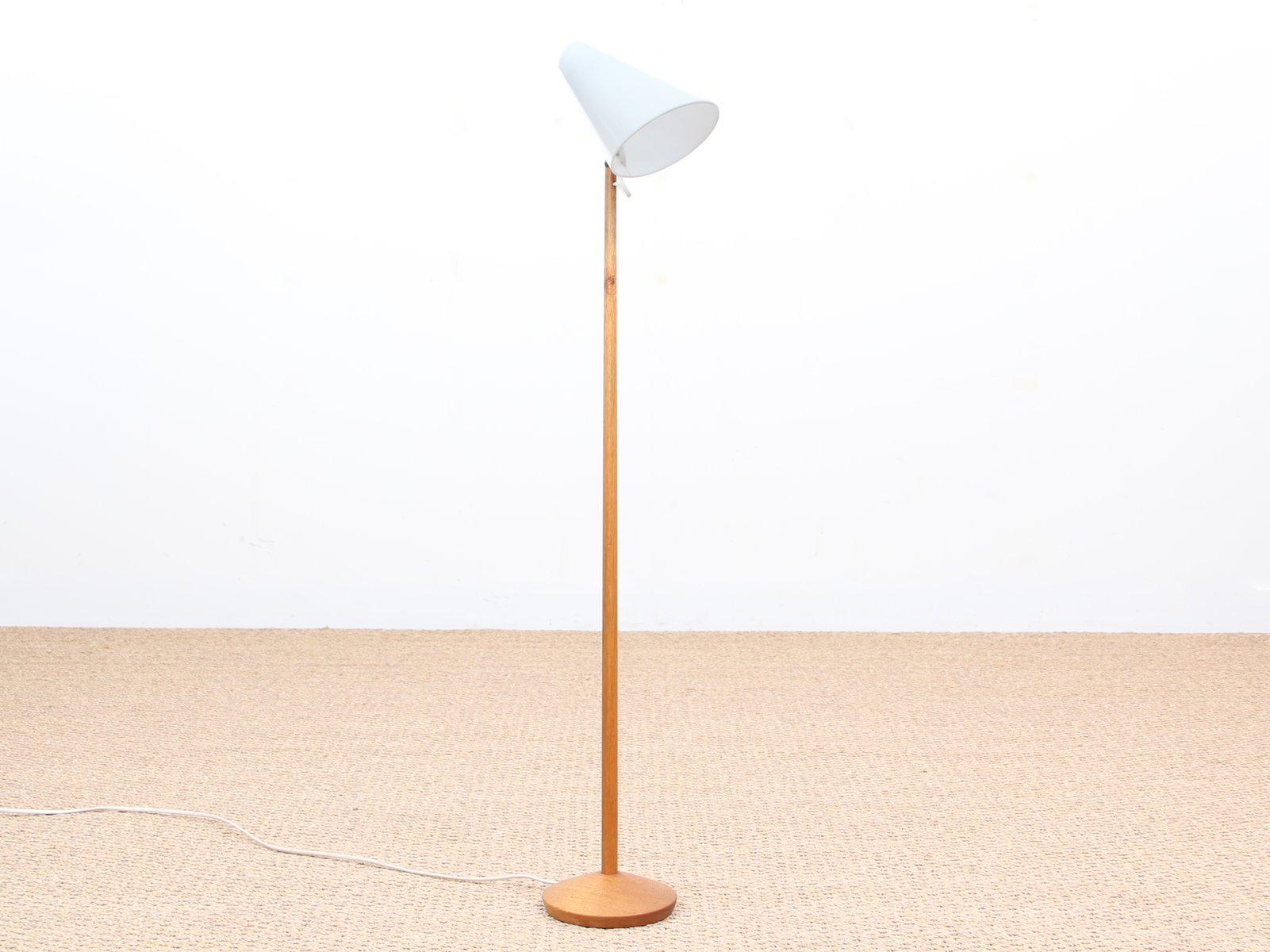 Kleine Mid-Century Stehlampe von Uno & Osten Kristiansson für Luxus