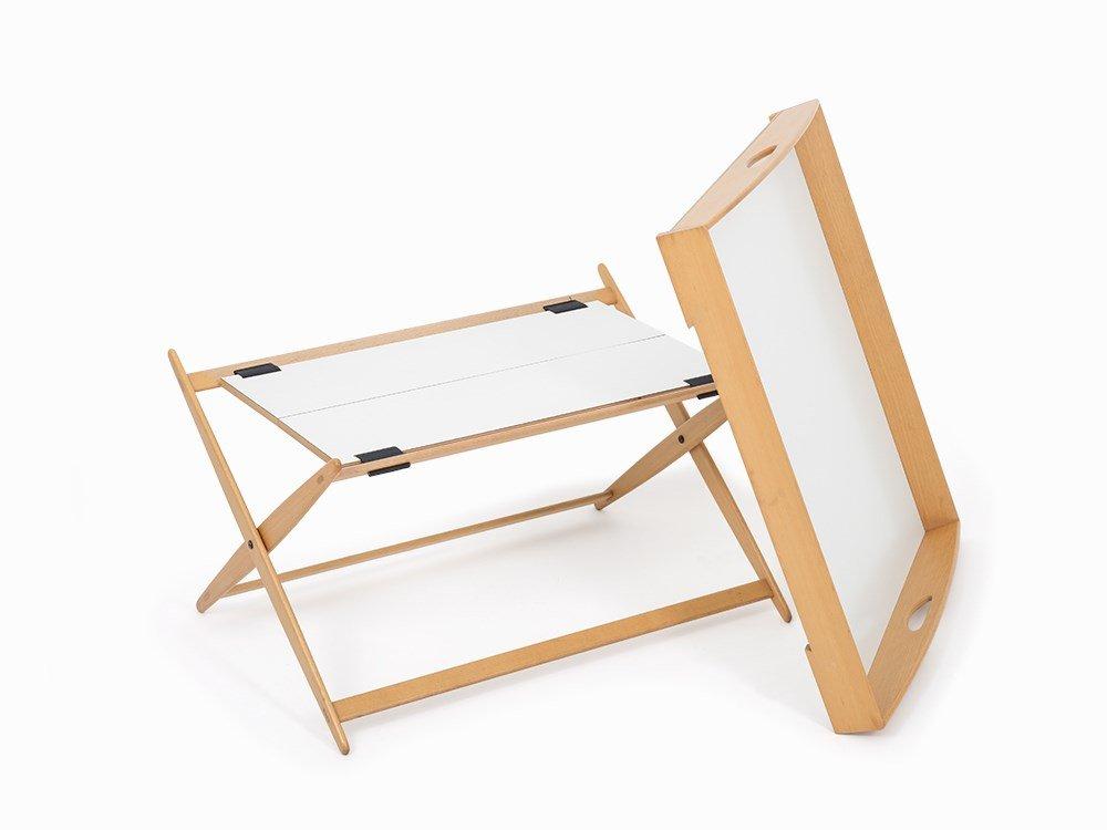 supermate beistelltisch von achille castiglioni f r de padova bei pamono kaufen. Black Bedroom Furniture Sets. Home Design Ideas