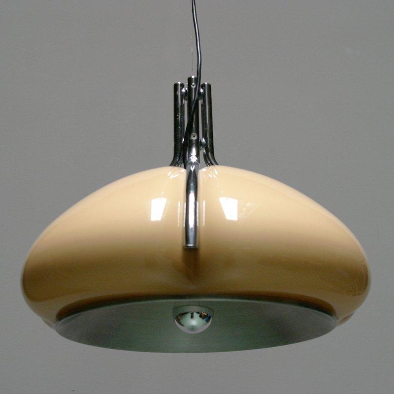 Lampe A Suspension Quadrifoglio De Guzzini 1970 En Vente Sur Pamono