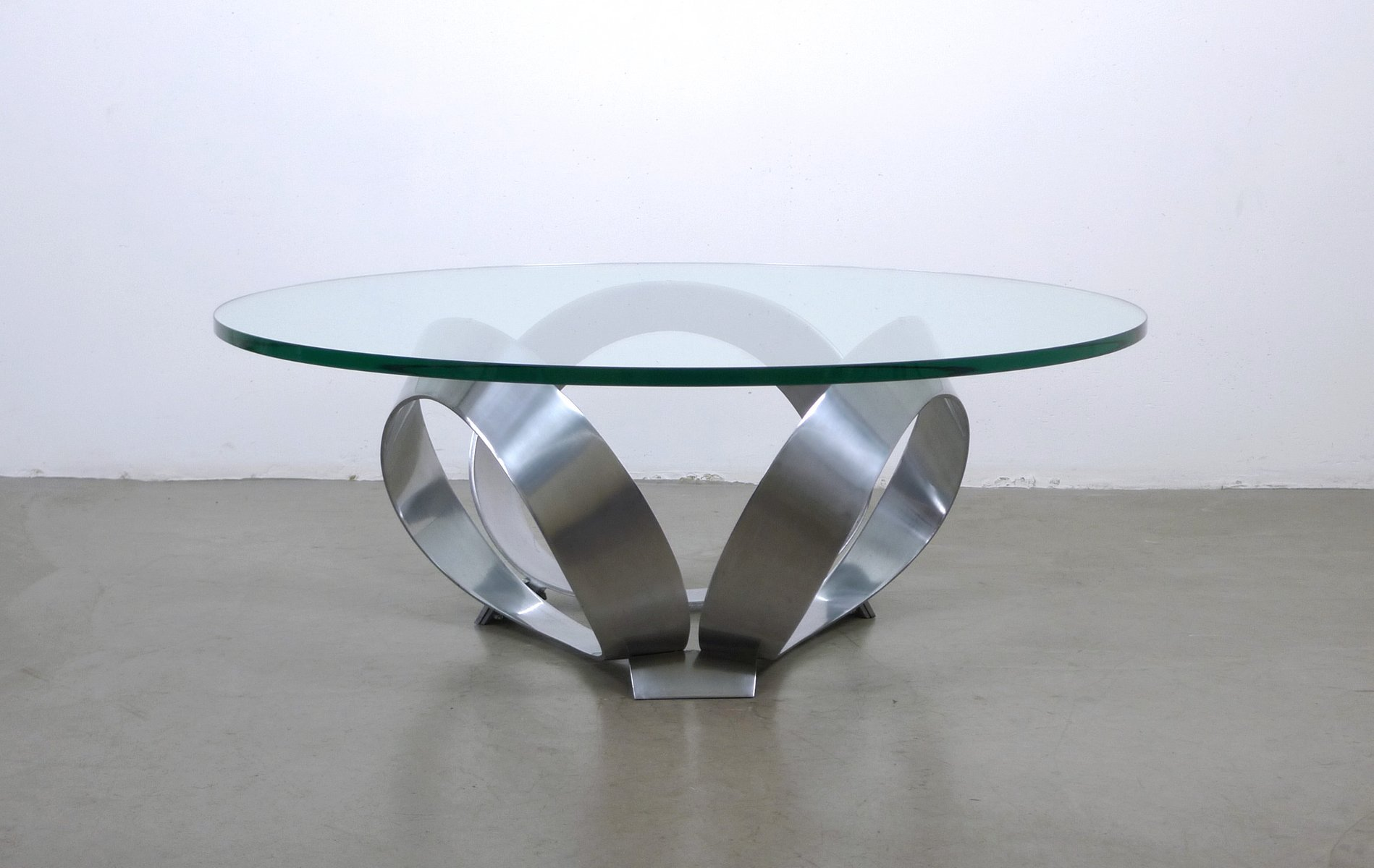 Deutscher Diamond Couchtisch von Knut Hesterberg für Ronald Schmitt, 1...