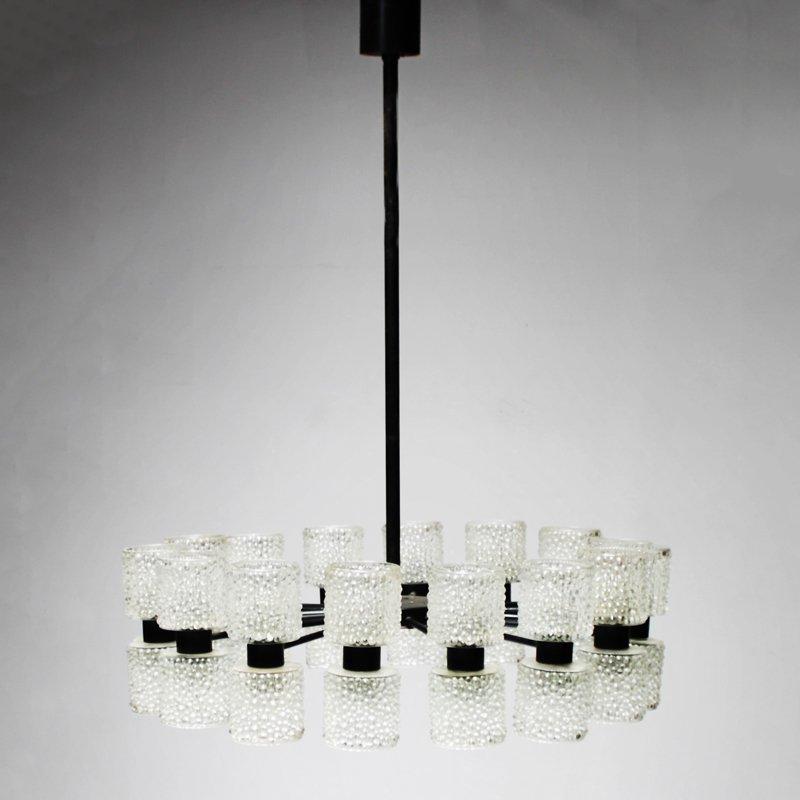 Modell Zonnewende Leuchten von J.W. Bosman für Raak, 24er Set