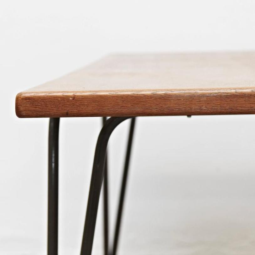 Tavolo da pranzo grande belgio anni 39 50 in vendita su pamono - Tavolo da pranzo grande fratello ...