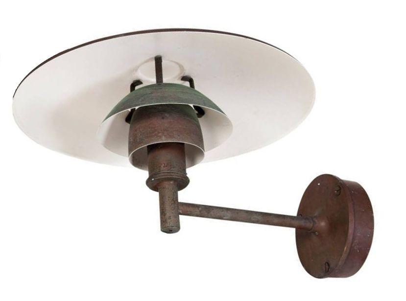 Vintage PH 4,5/3 Wandlampe von Poul Henningsen für Louis Poulsen