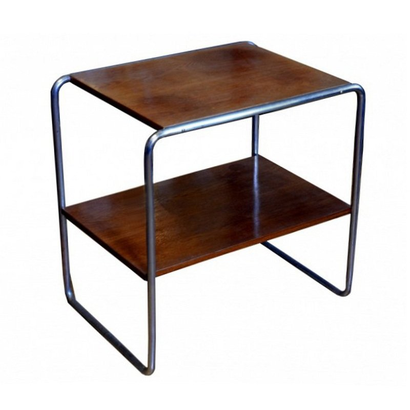 Laccio Table By Marcel Breuer 1930s