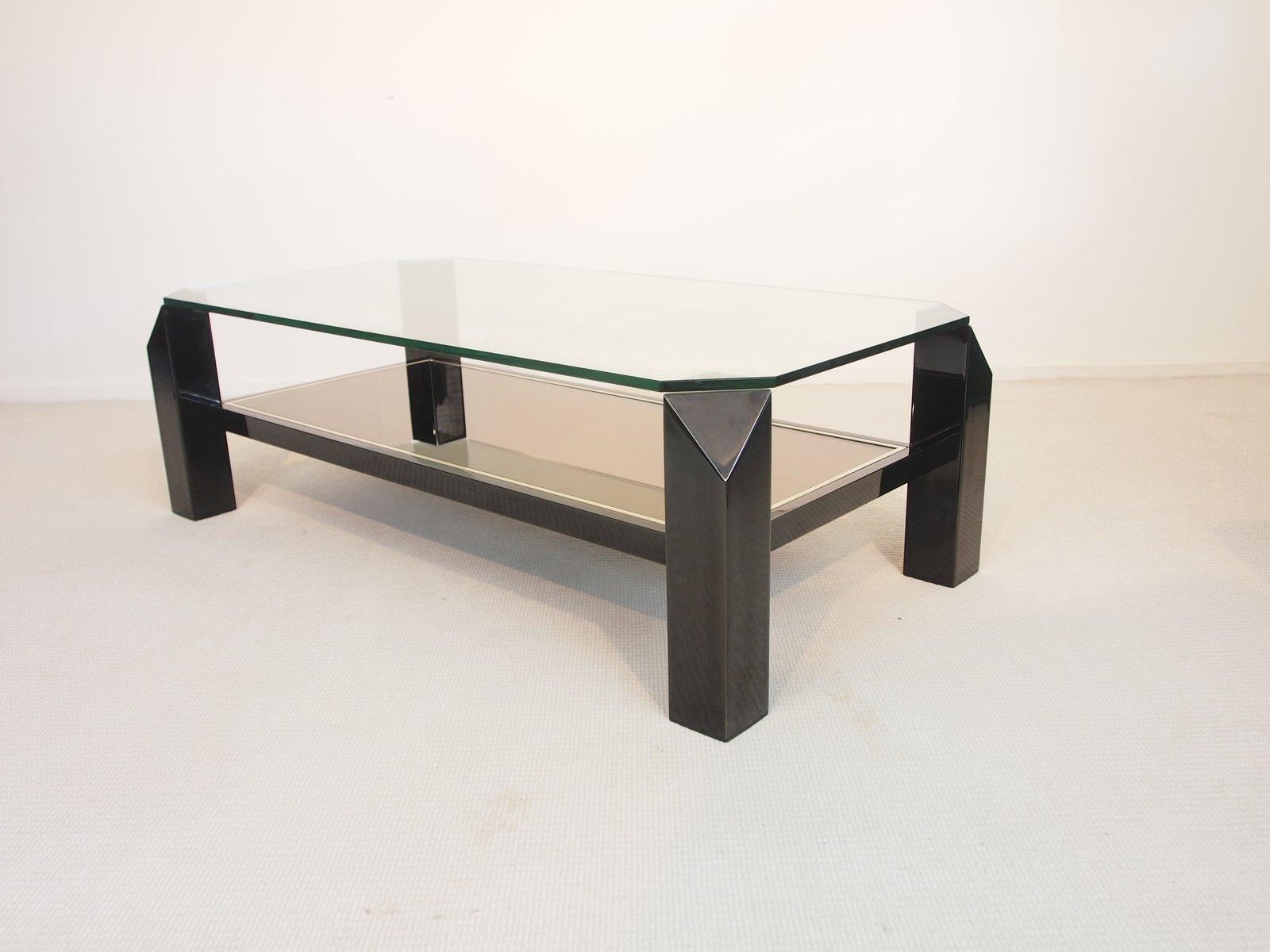 table basse vintage de belgochrom en vente sur pamono. Black Bedroom Furniture Sets. Home Design Ideas