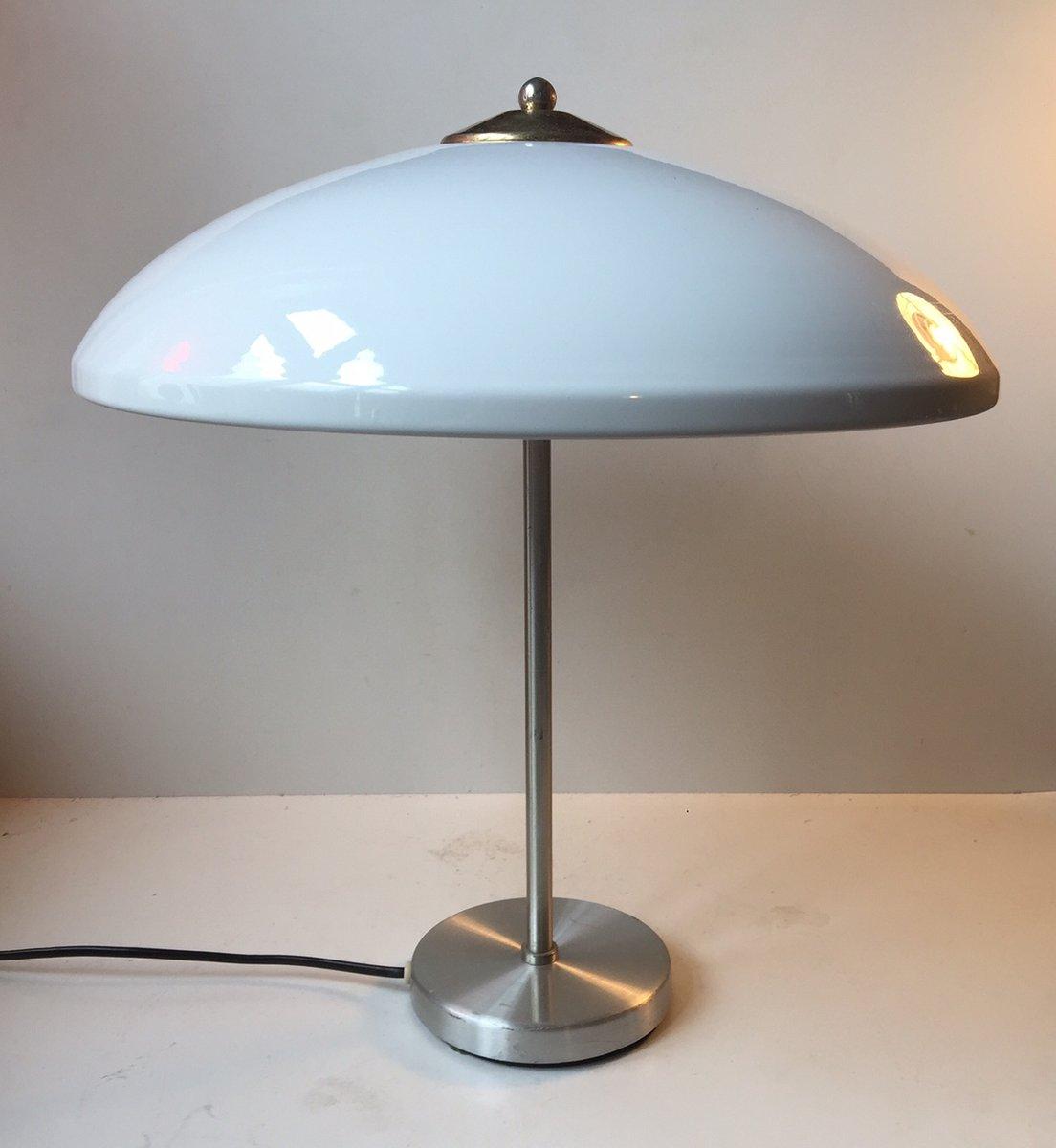 Dänische Modernistische Schreibtischlampe von Knud Christensen für Ele...