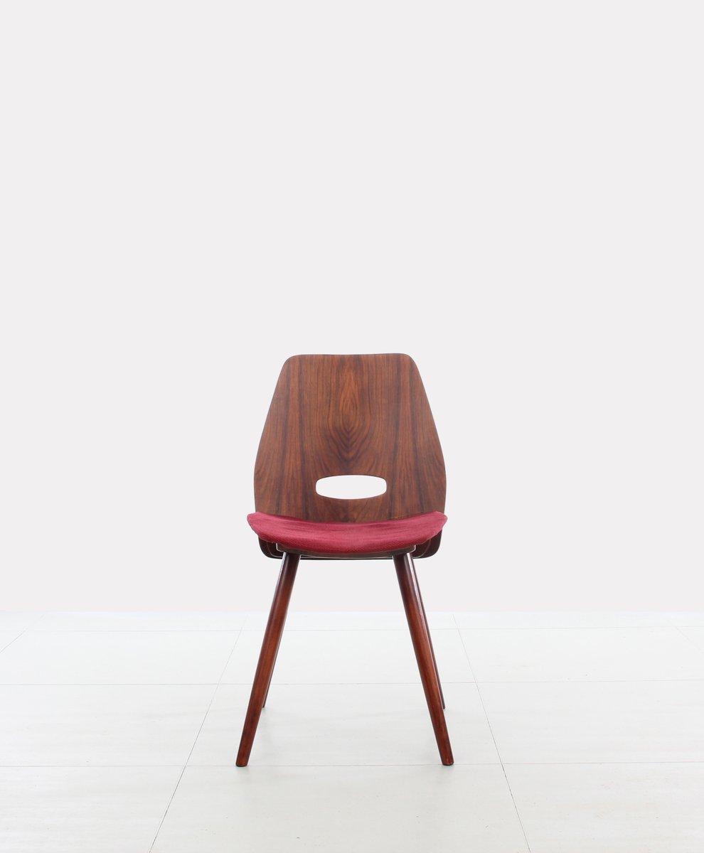 Tschechische Stühle im Sowjetischen Stil von Frantisek Jirak für ...