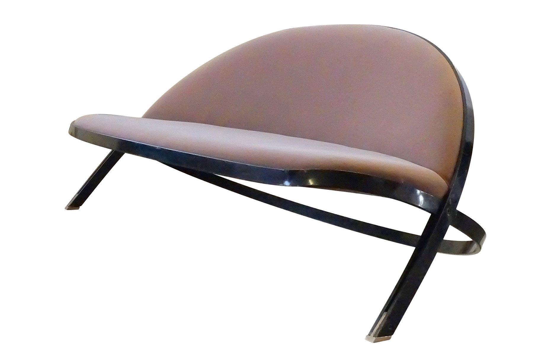 vintage saturno sofa mit rosa bezug aus samt von gastone rinaldi f r rima bei pamono kaufen. Black Bedroom Furniture Sets. Home Design Ideas