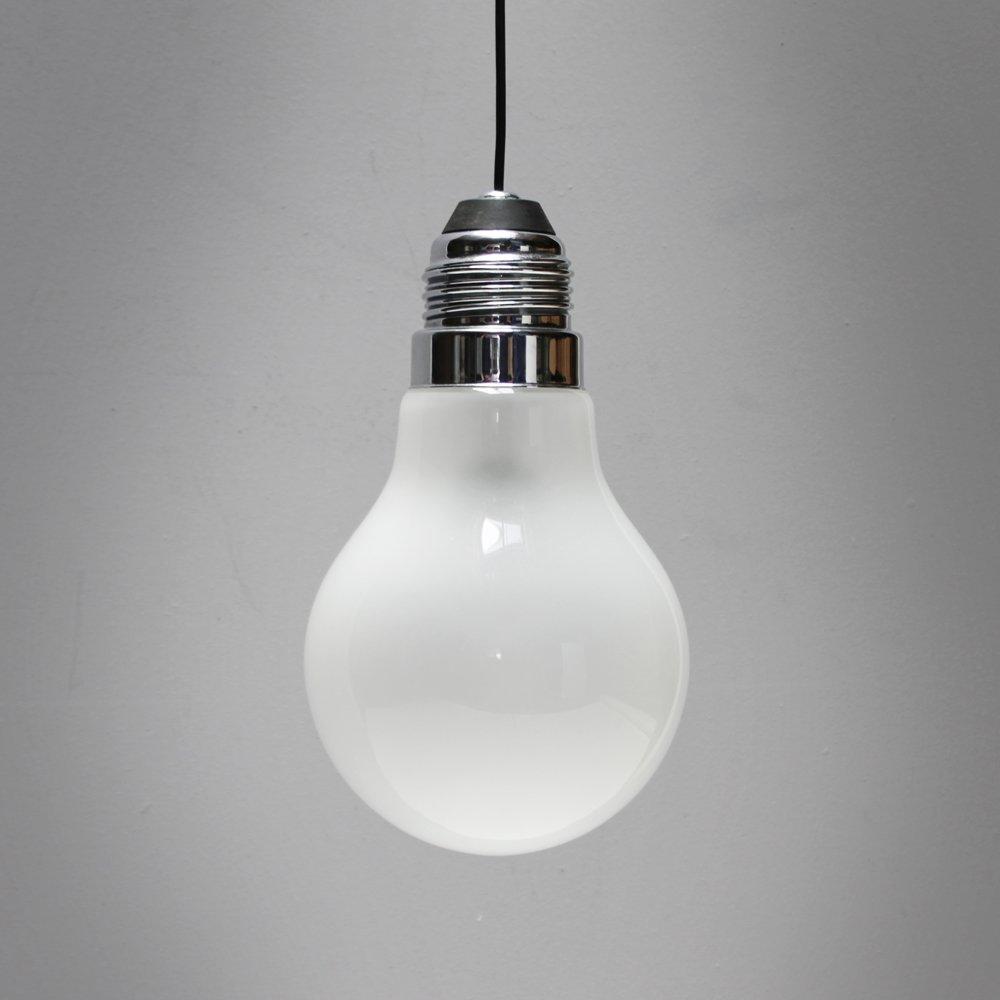 Thomas Alva Edison Lampe von Ingo Maurer für Design M