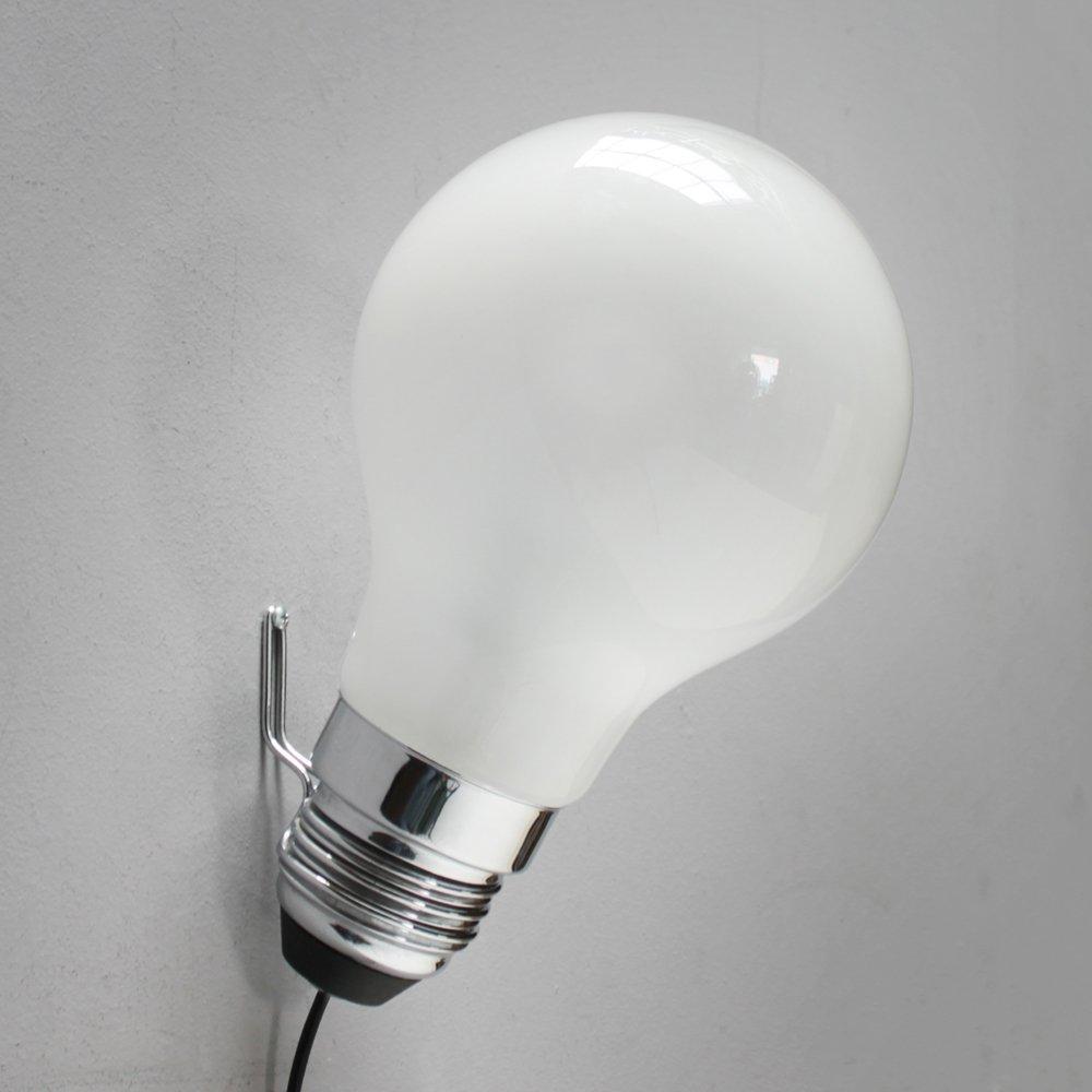 thomas alva edison lampe von ingo maurer f r design m bei pamono kaufen. Black Bedroom Furniture Sets. Home Design Ideas