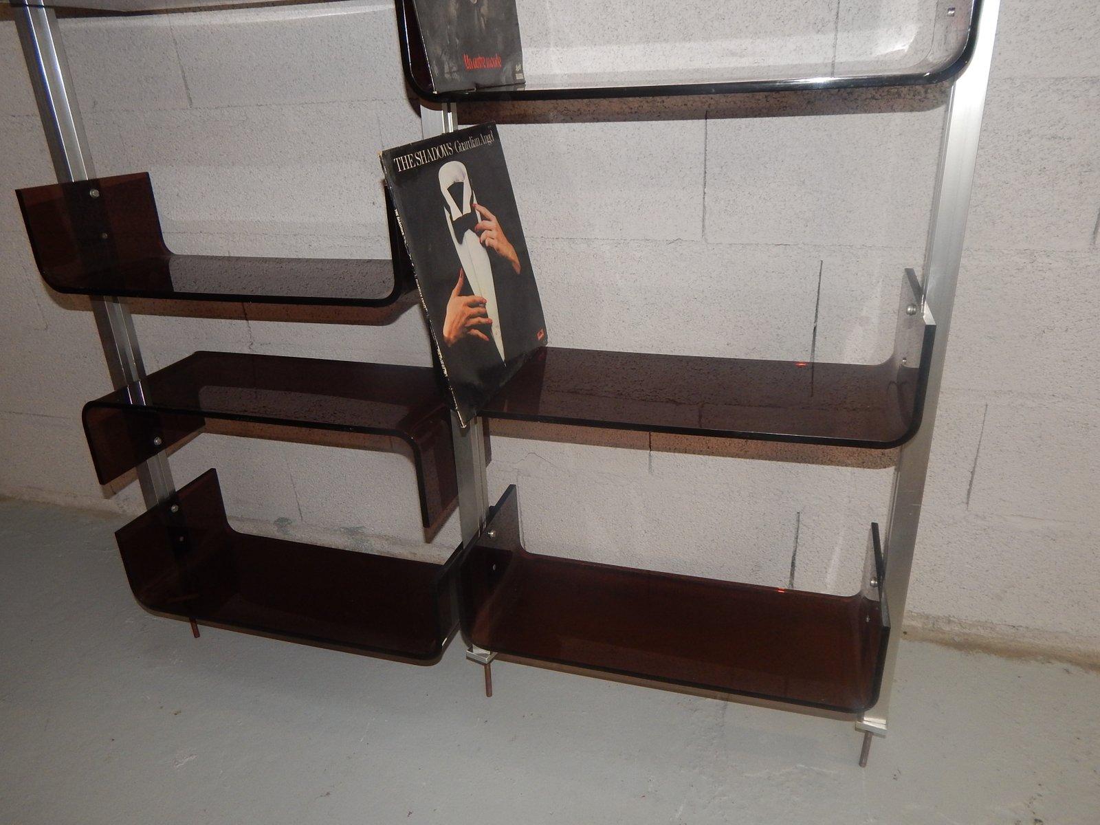 modulares vintage wandregal, 1970er bei pamono kaufen
