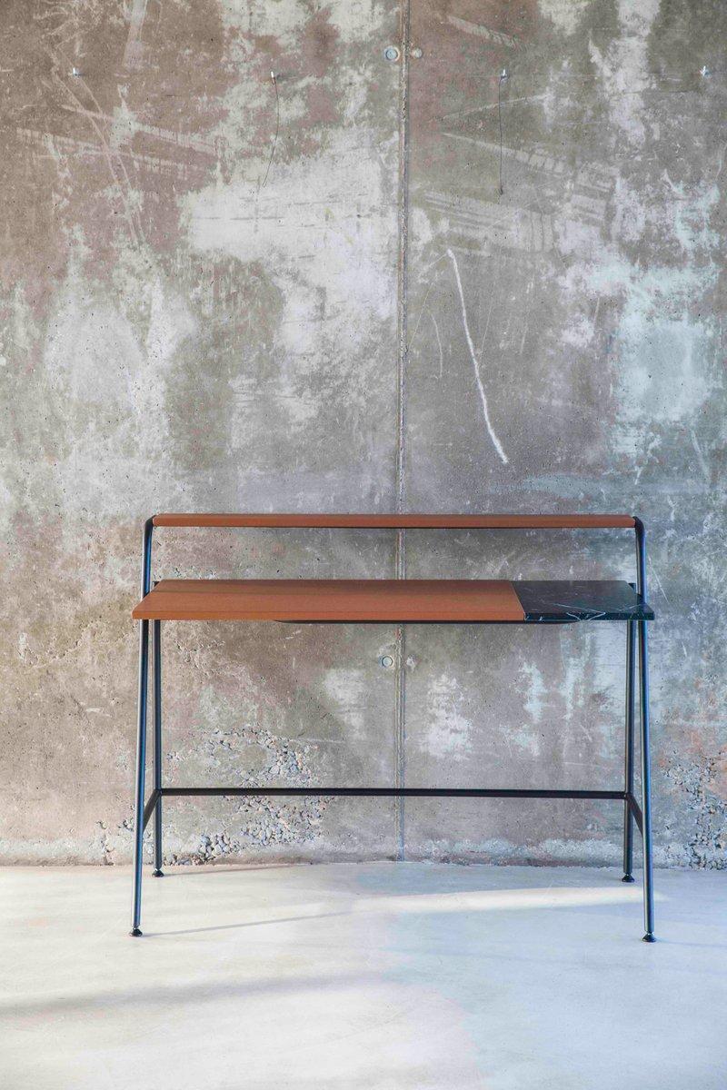 ossau schreibtisch von studio ac al f r versant edition bei pamono kaufen. Black Bedroom Furniture Sets. Home Design Ideas