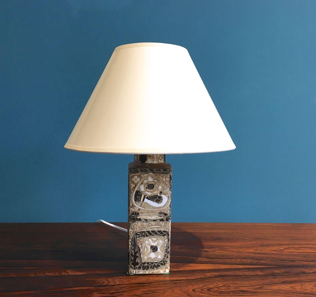 Baca Tischlampe von Nils Thorsson für Royal Copenhagen, 1960er