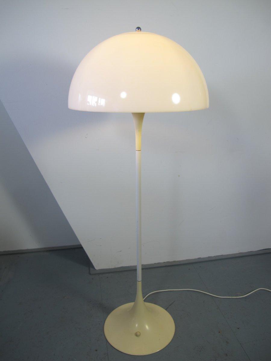 Dänische Panthella Stehlampe von Verner Panton für Louis Poulsen, 1970...