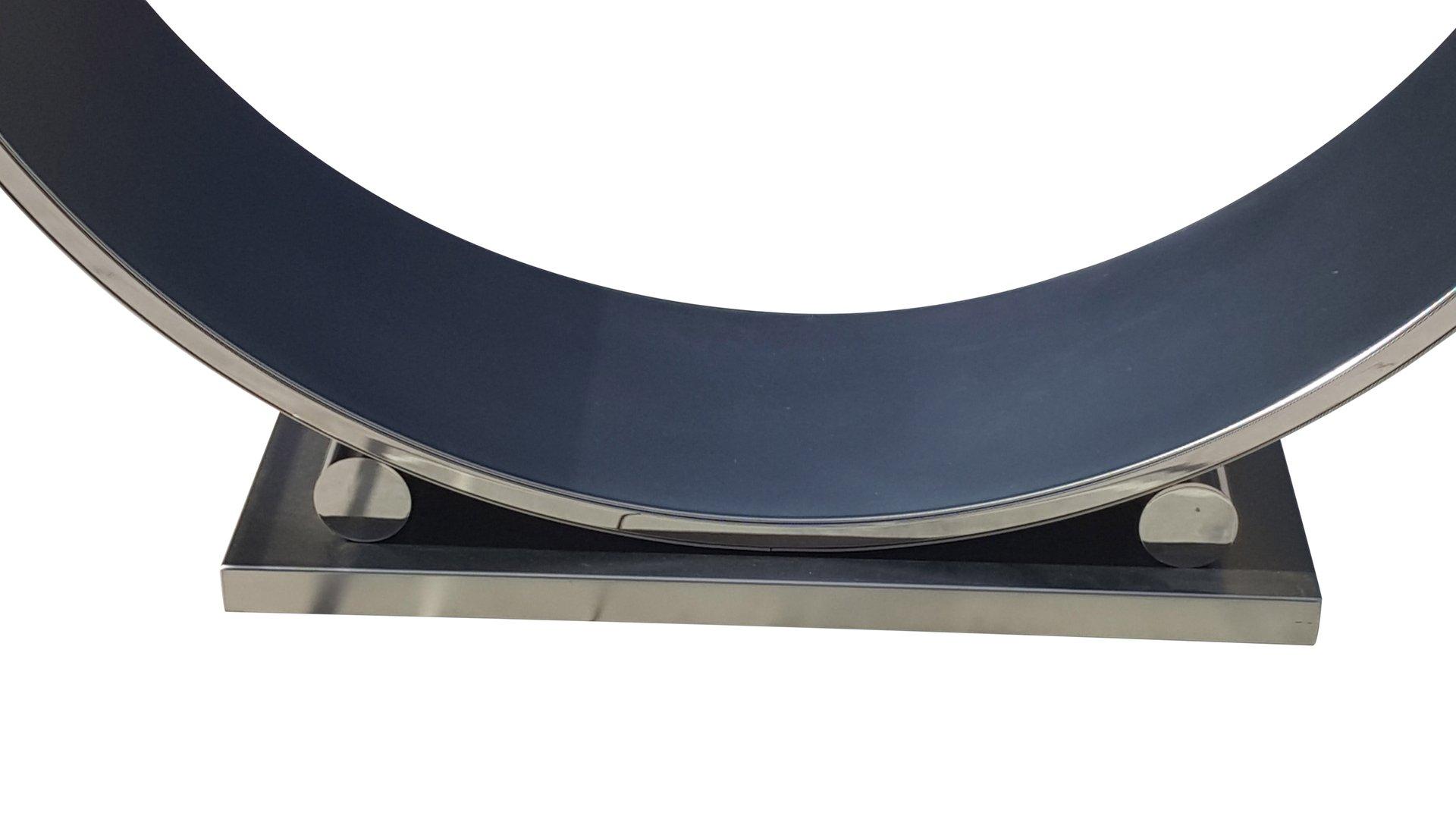 table de salle manger vintage de belgochrom en vente sur. Black Bedroom Furniture Sets. Home Design Ideas