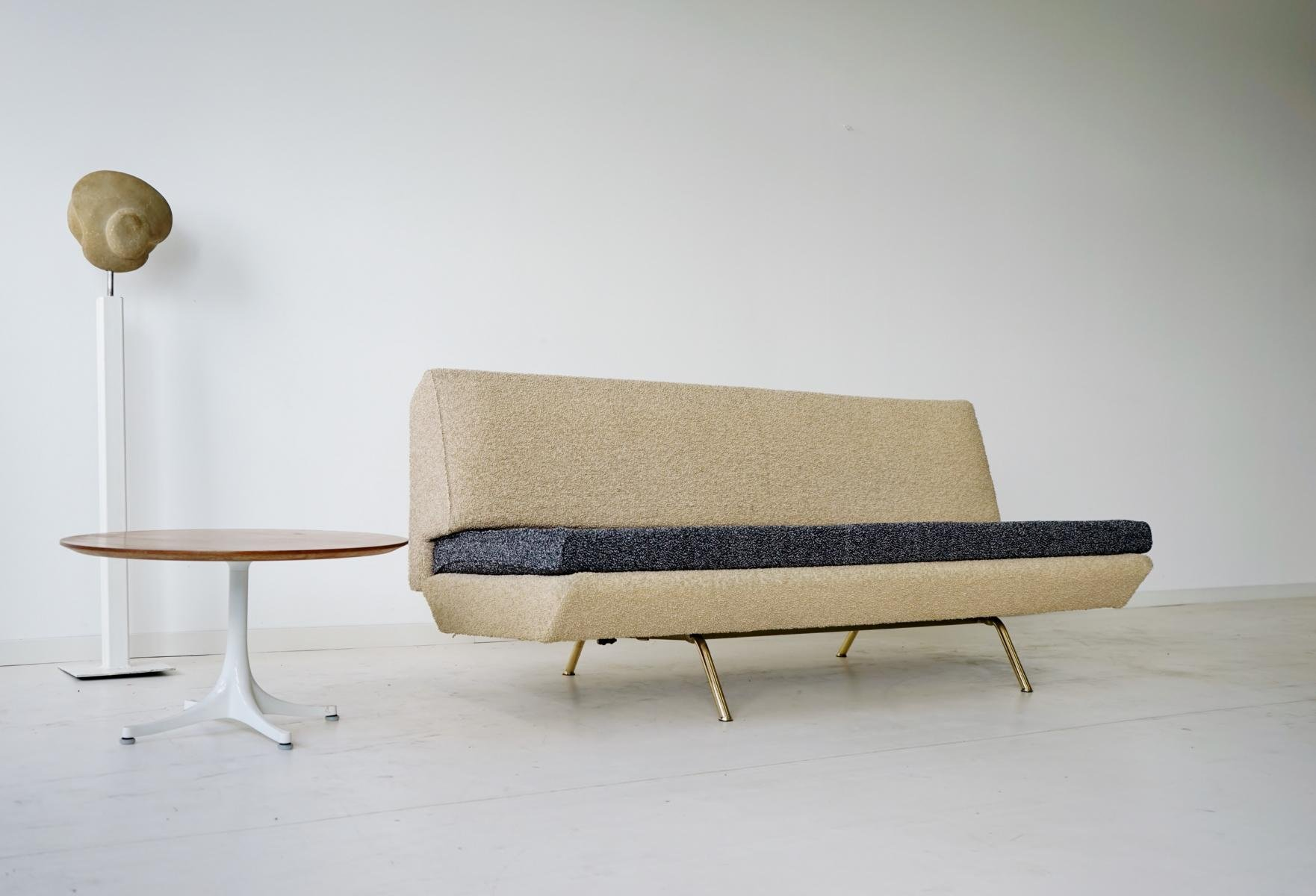 Mid Century Sofa Daybed By Marco Zo For Arflex