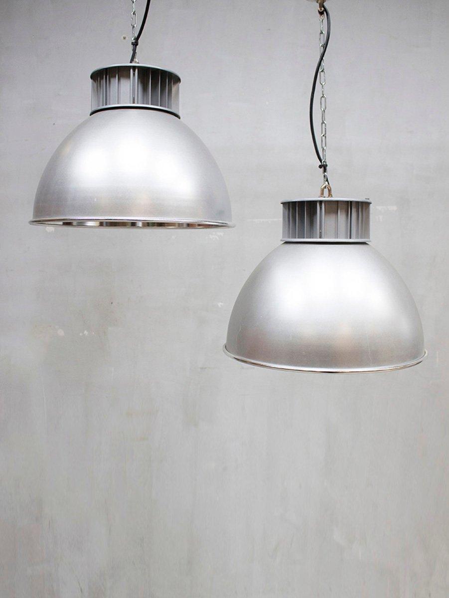lampe suspension vintage industrielle en aluminium d aeg en vente sur pamono. Black Bedroom Furniture Sets. Home Design Ideas