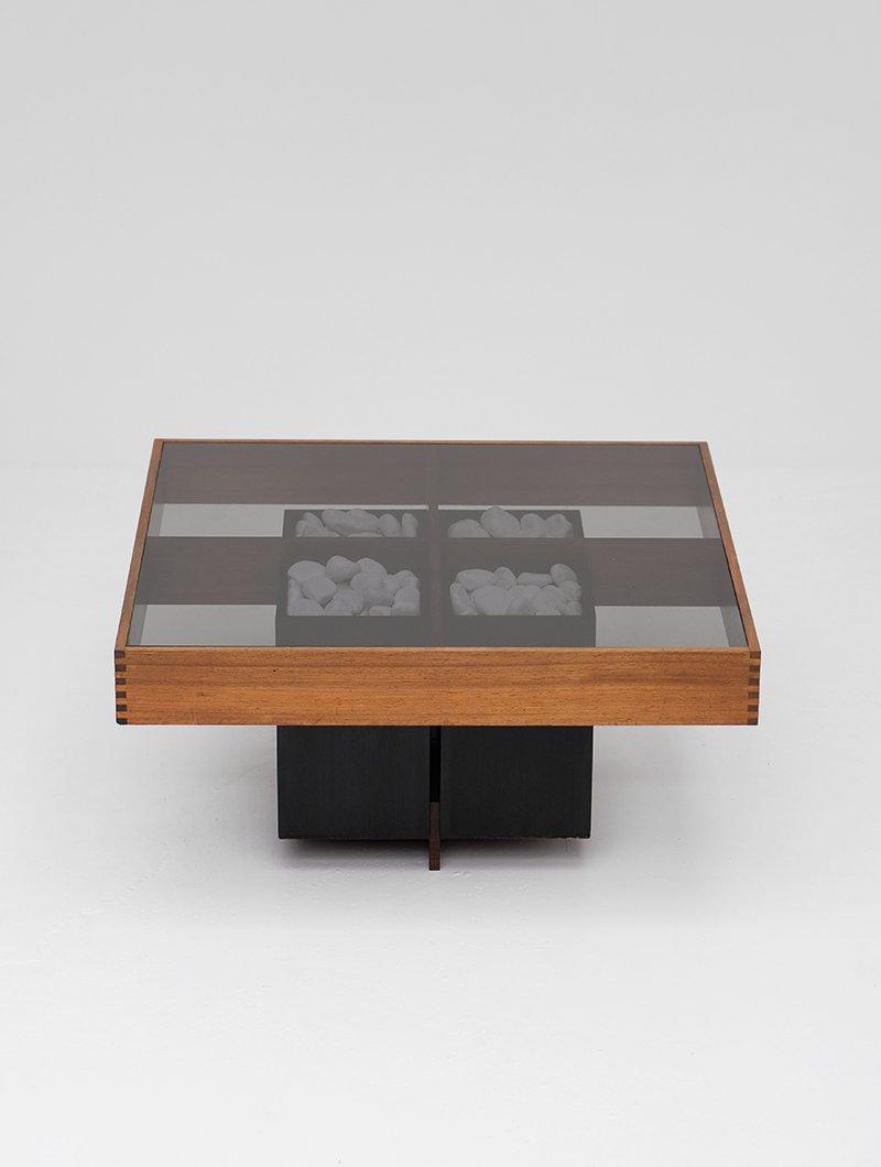 Couchtisch von Pieter De Bruyne, 1965