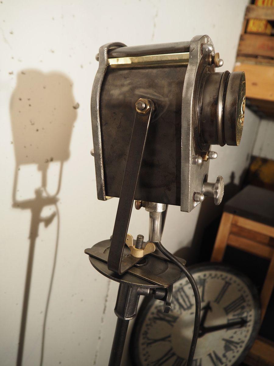franz sischer foto film scheinwerfer von gruber 1940er. Black Bedroom Furniture Sets. Home Design Ideas
