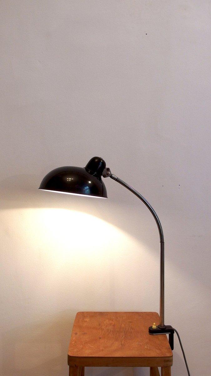 Industrielle Helo Schreibtischlampe von Kaiser Leuchten