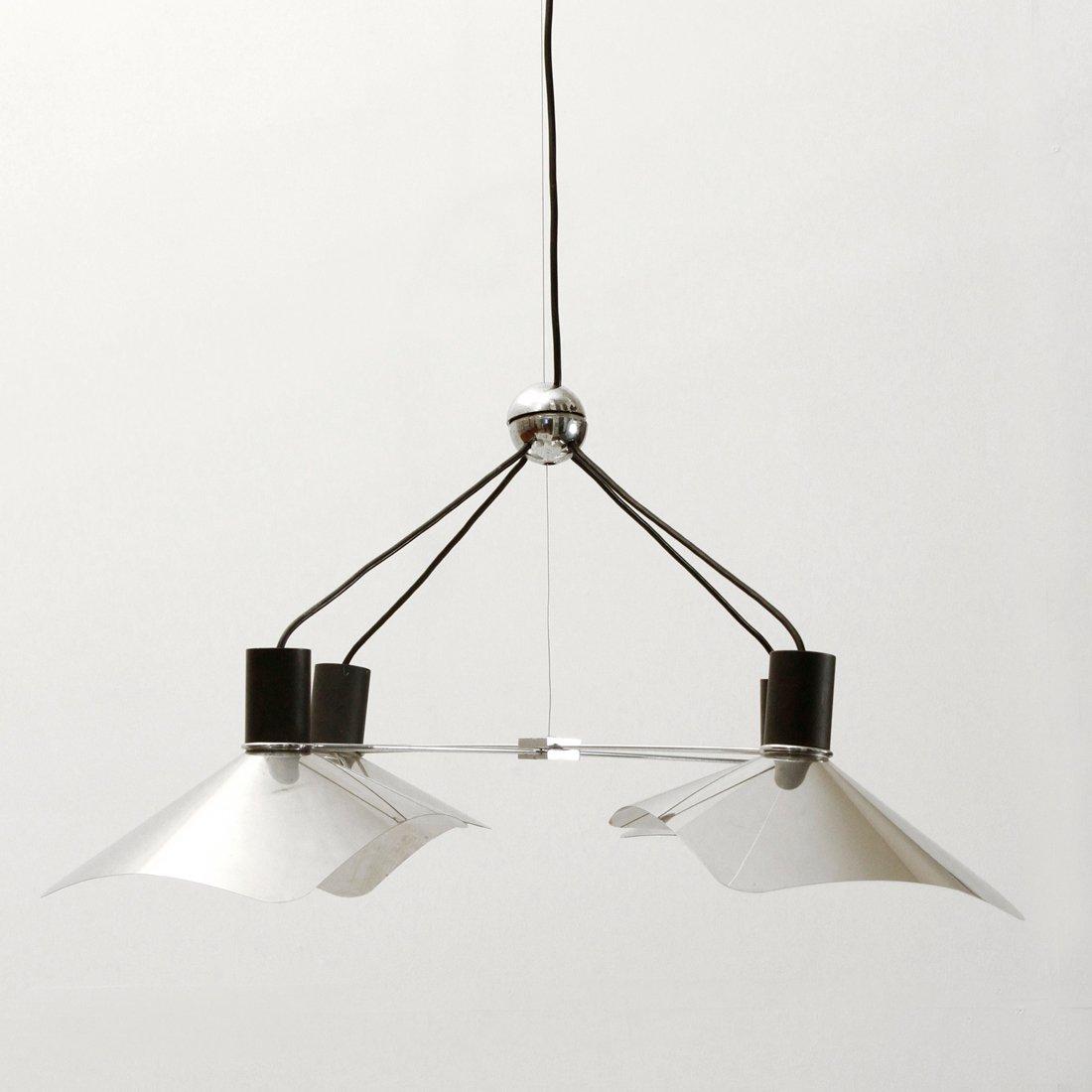 Corolla Deckenlampe von Giovanni Grignani für Luci, 1970er