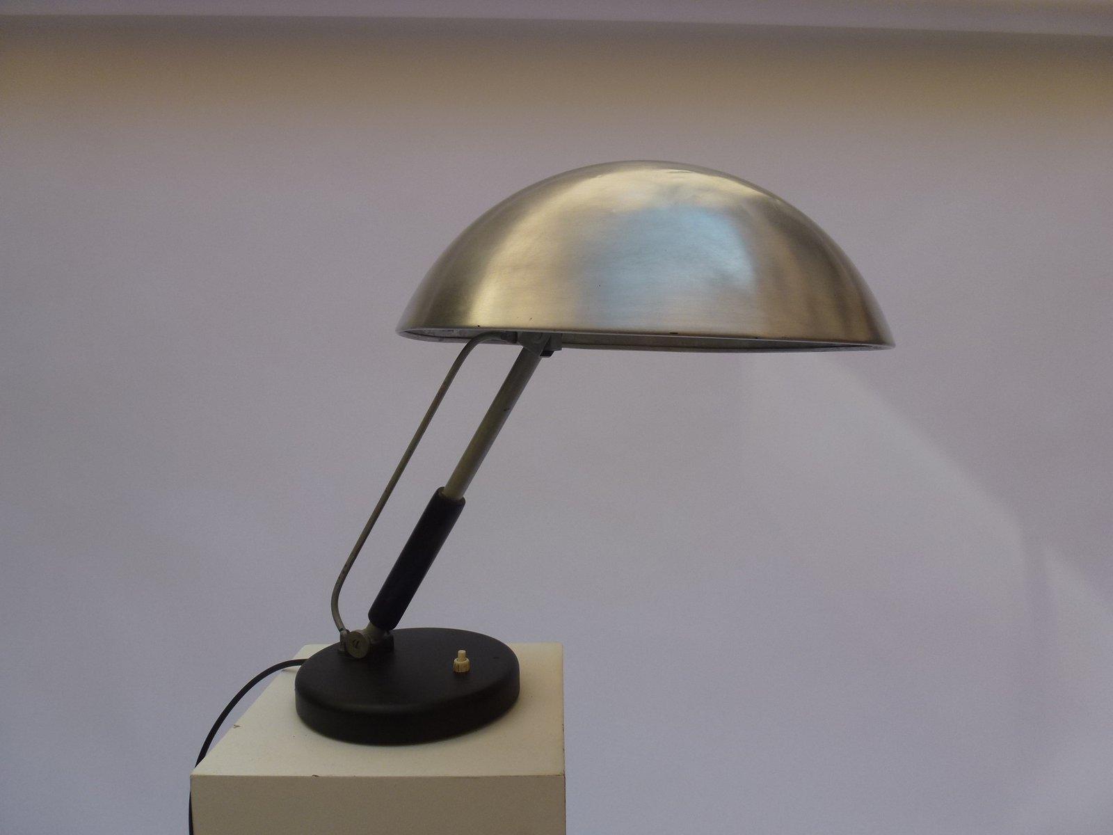 Tischlampe von Karl Trabert für Schanzenbach, 1930er