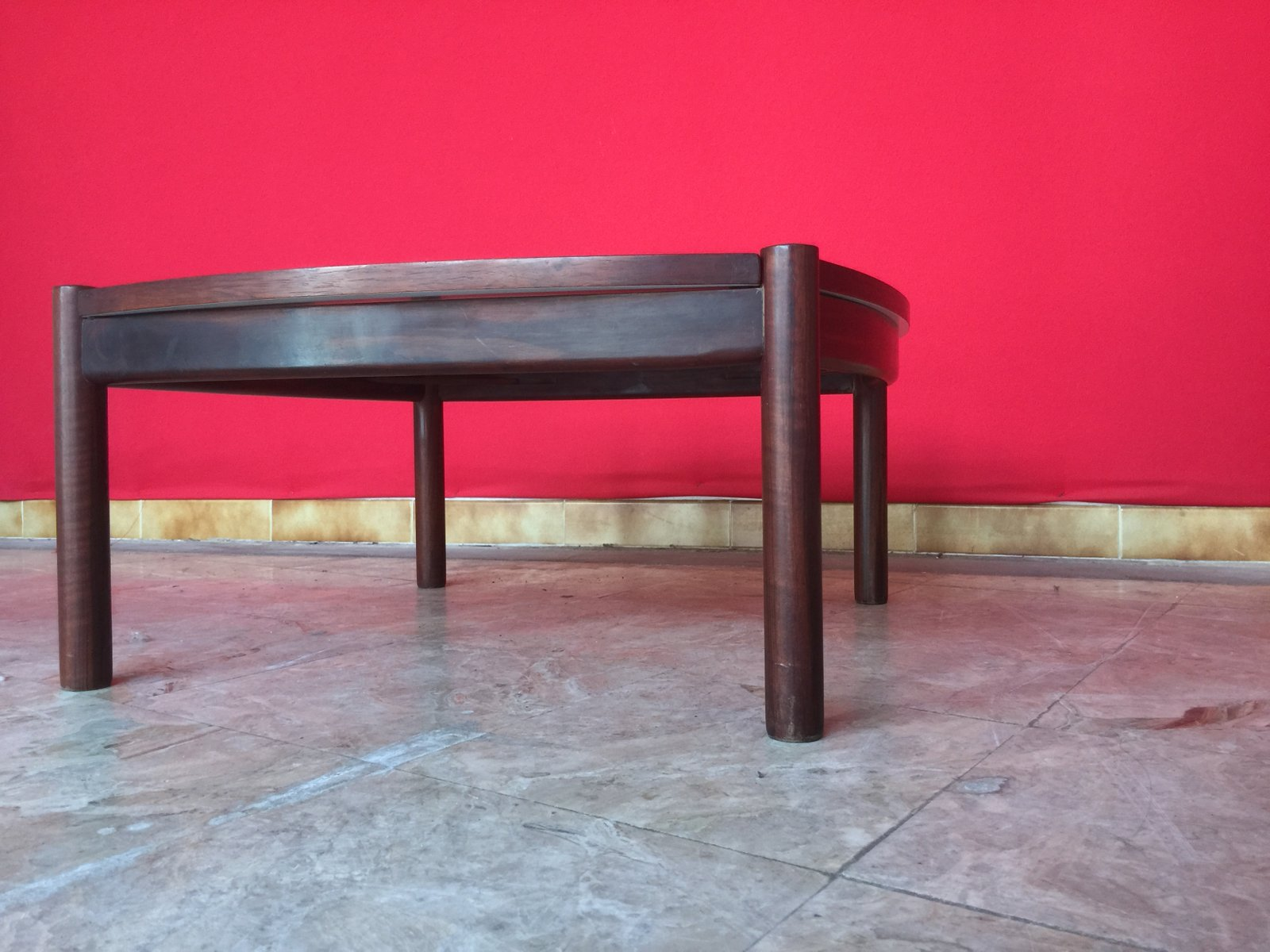 Table basse vintage de weba en vente sur pamono