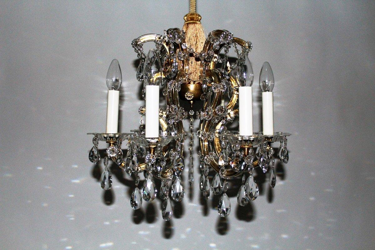 Kristall Kronleuchter Wien ~ Kristall luster teiliger kronleuchter wien