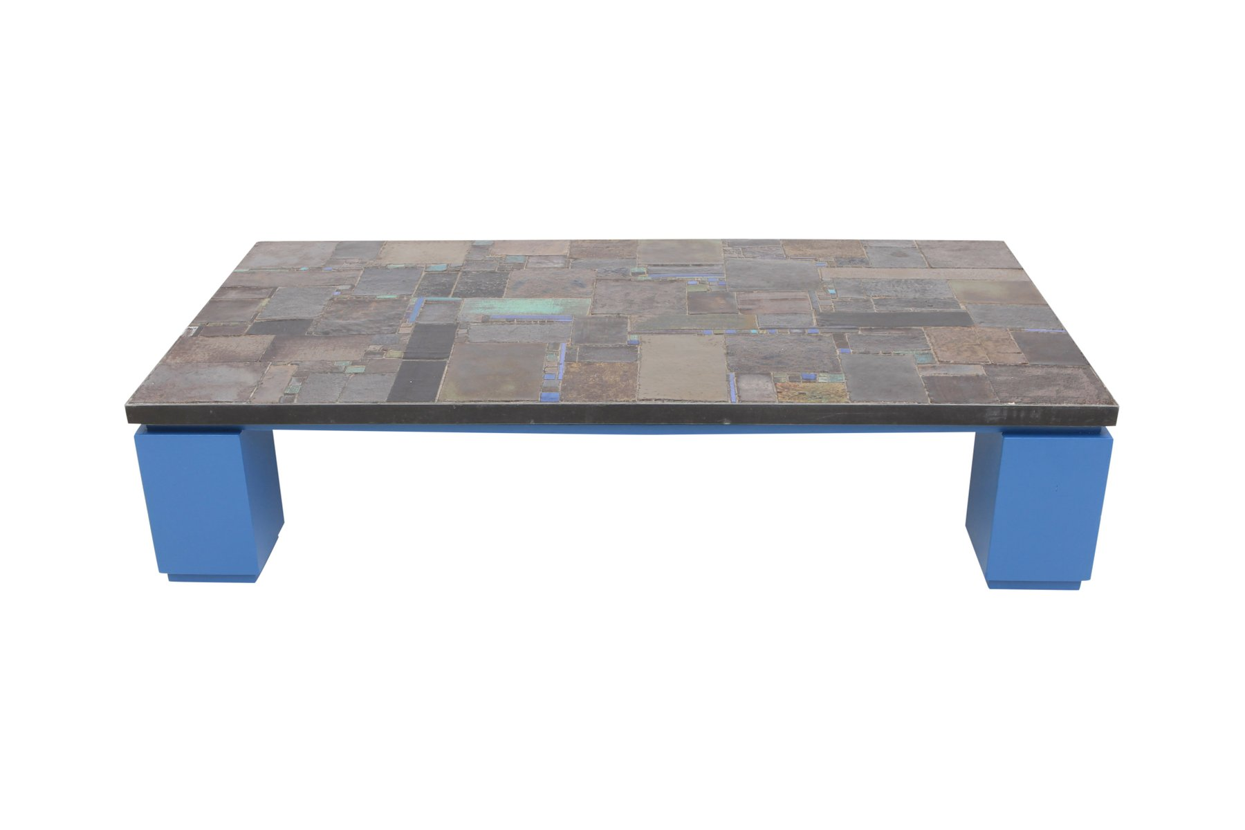 Ceramic Tile Coffee Table From Pia Manu