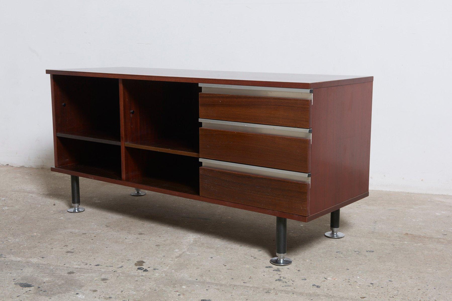 Sideboard von ico parisi f r m i m roma 1958 bei pamono for Sideboard 4 meter lang