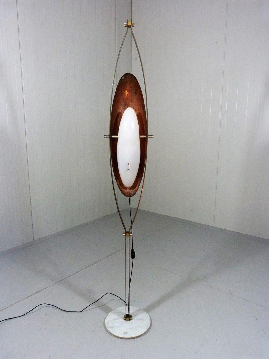Stehlampe von Goffredo Reggiani, 1950er