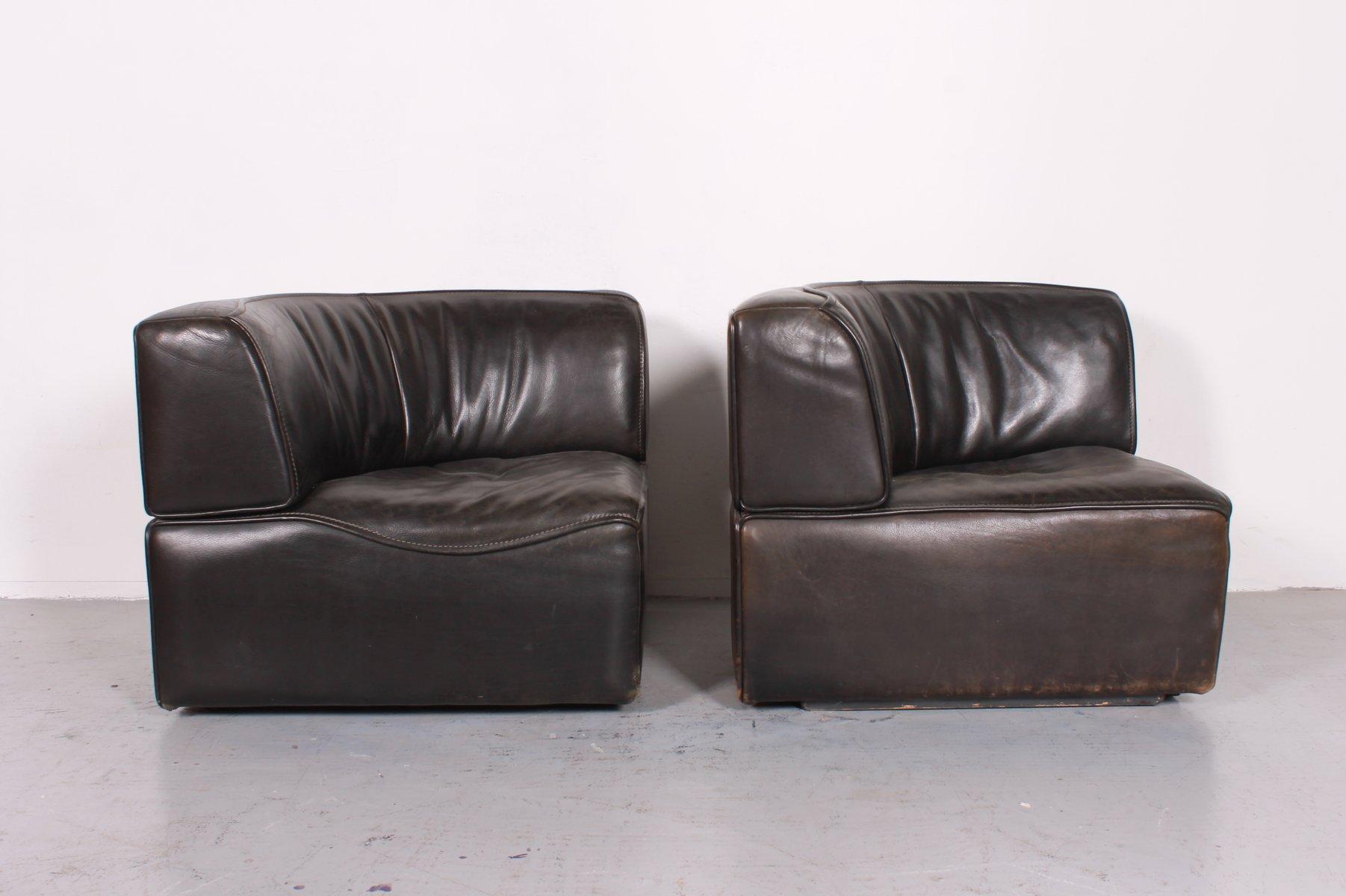 modulares ds15 sofa von de sede 1965 bei pamono kaufen. Black Bedroom Furniture Sets. Home Design Ideas