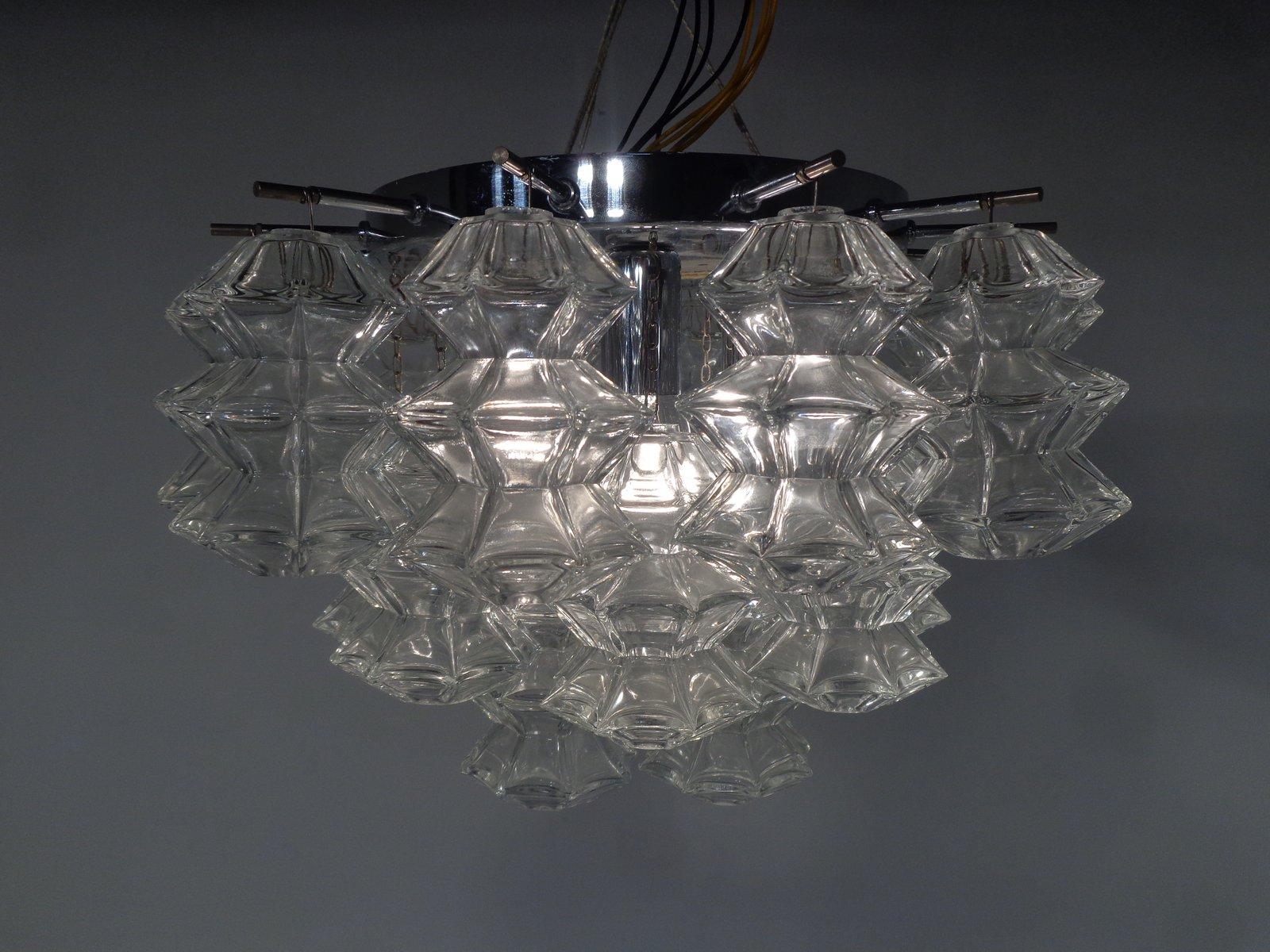 Deckenlampe von Kalmar, 1960er