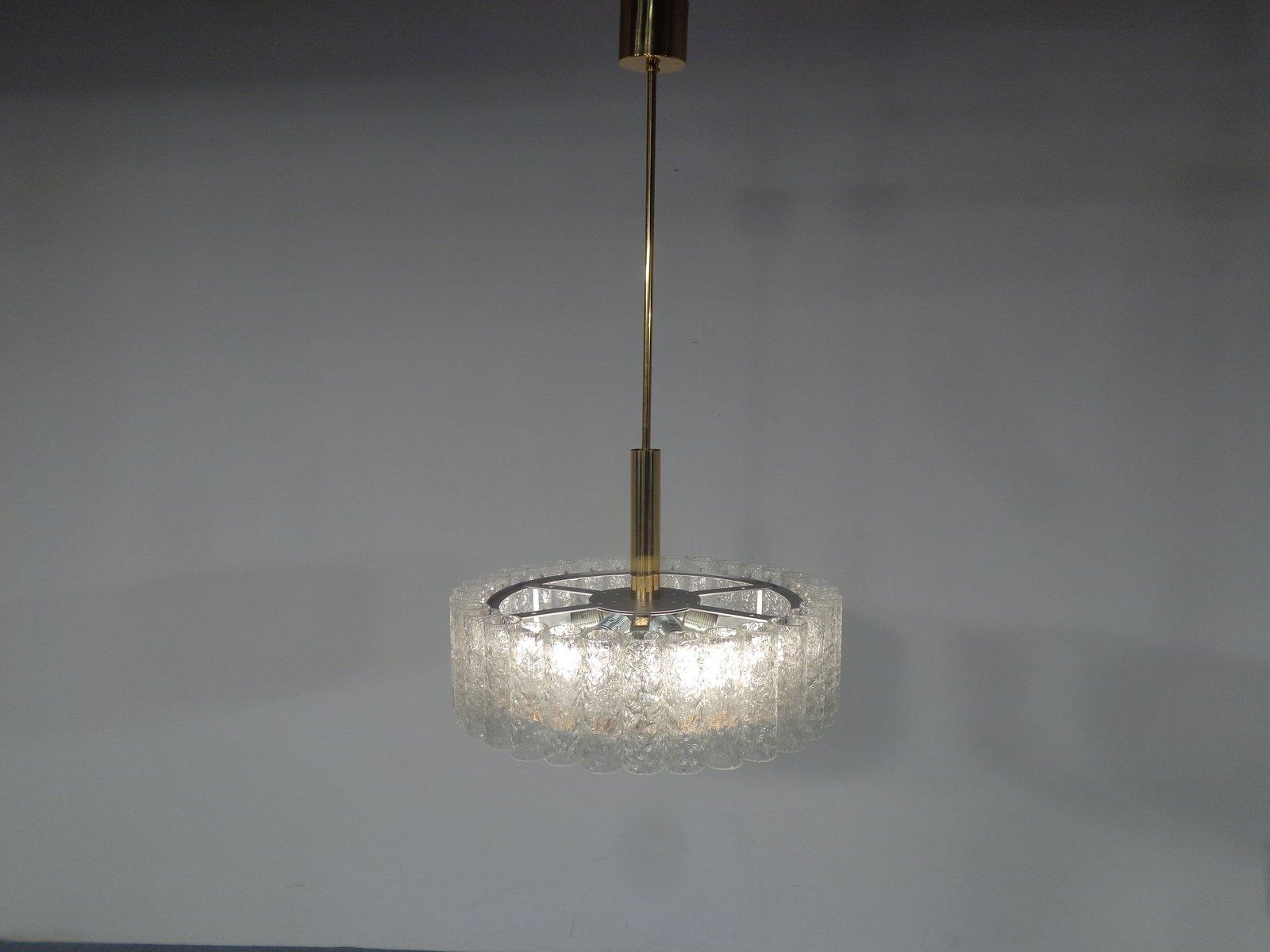 Deckenlampe von Doria, 1960er