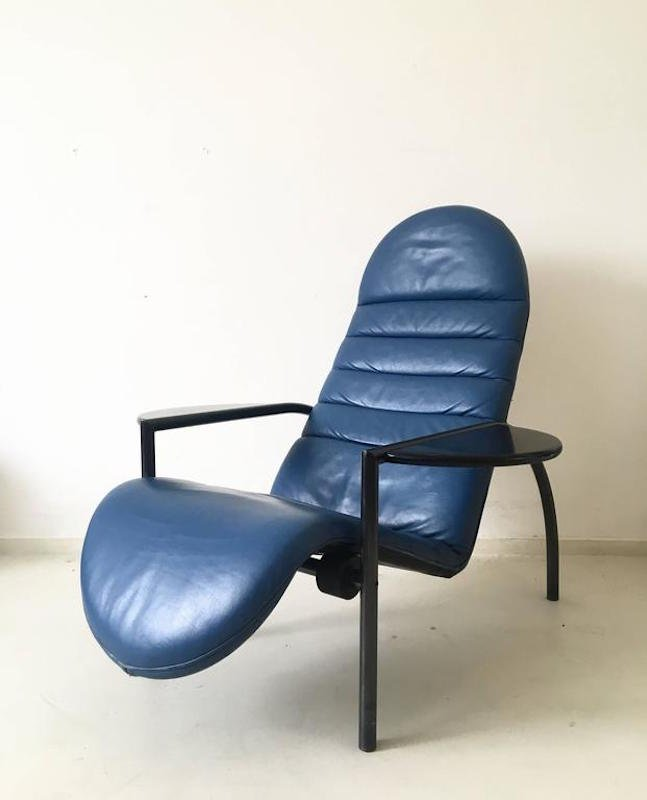 Verstellbarer Noe Sessel von Ammanati & Vitelli für Moroso, 1980er