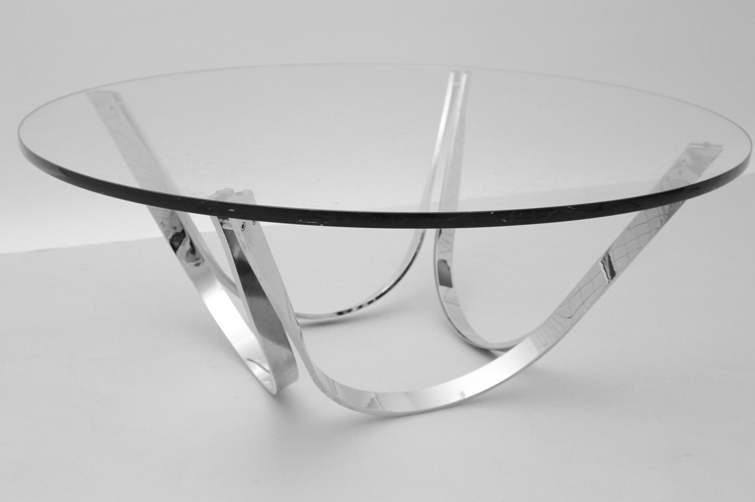 Mid century modern coffee table by roger sprunger for dunbar 1960s