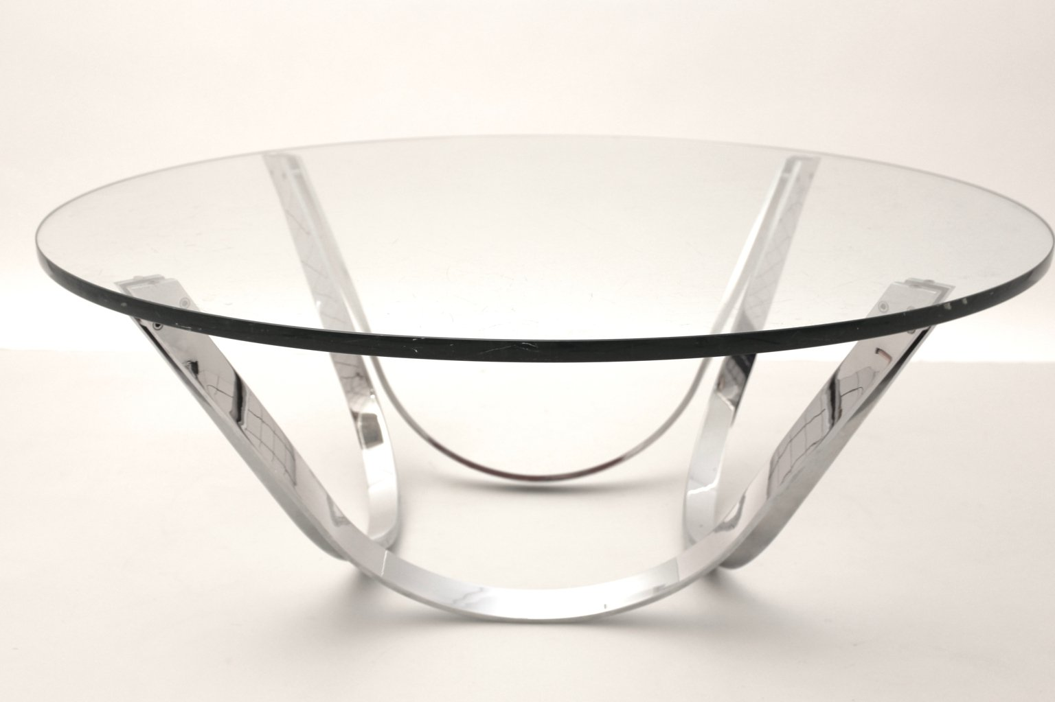 Modern coffe table Glass Top Price Per Piece Pamono Midcentury Modern Coffee Table By Werner Linder For Bacher 1969