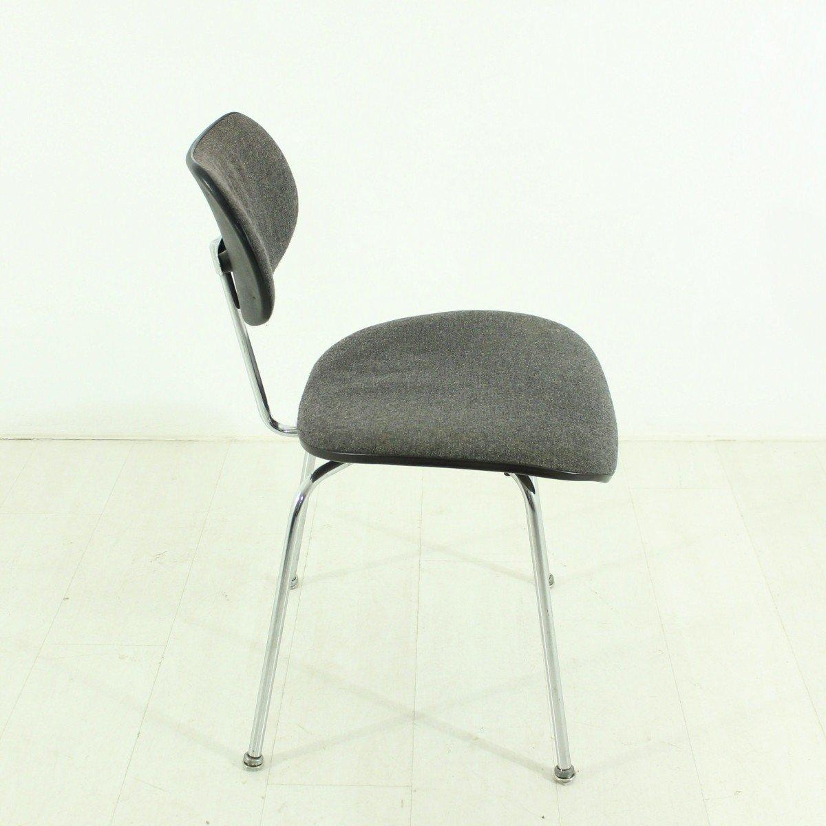 SE68 Stuhl von Egon Eiermann für Wilde & Spieth bei Pamono kaufen