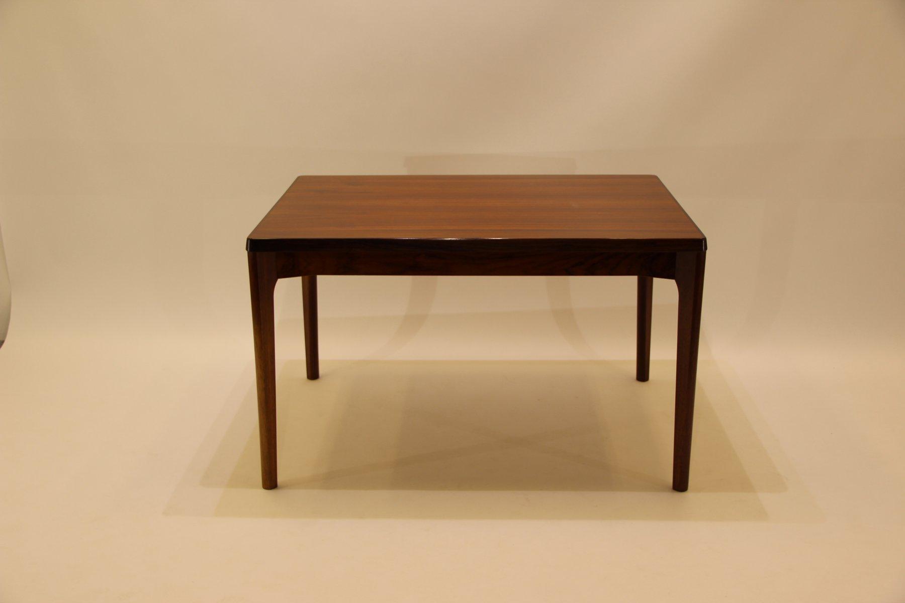 mid century palisander esstisch von henning kj rnulf f r vejle moebelfabrik bei pamono kaufen. Black Bedroom Furniture Sets. Home Design Ideas