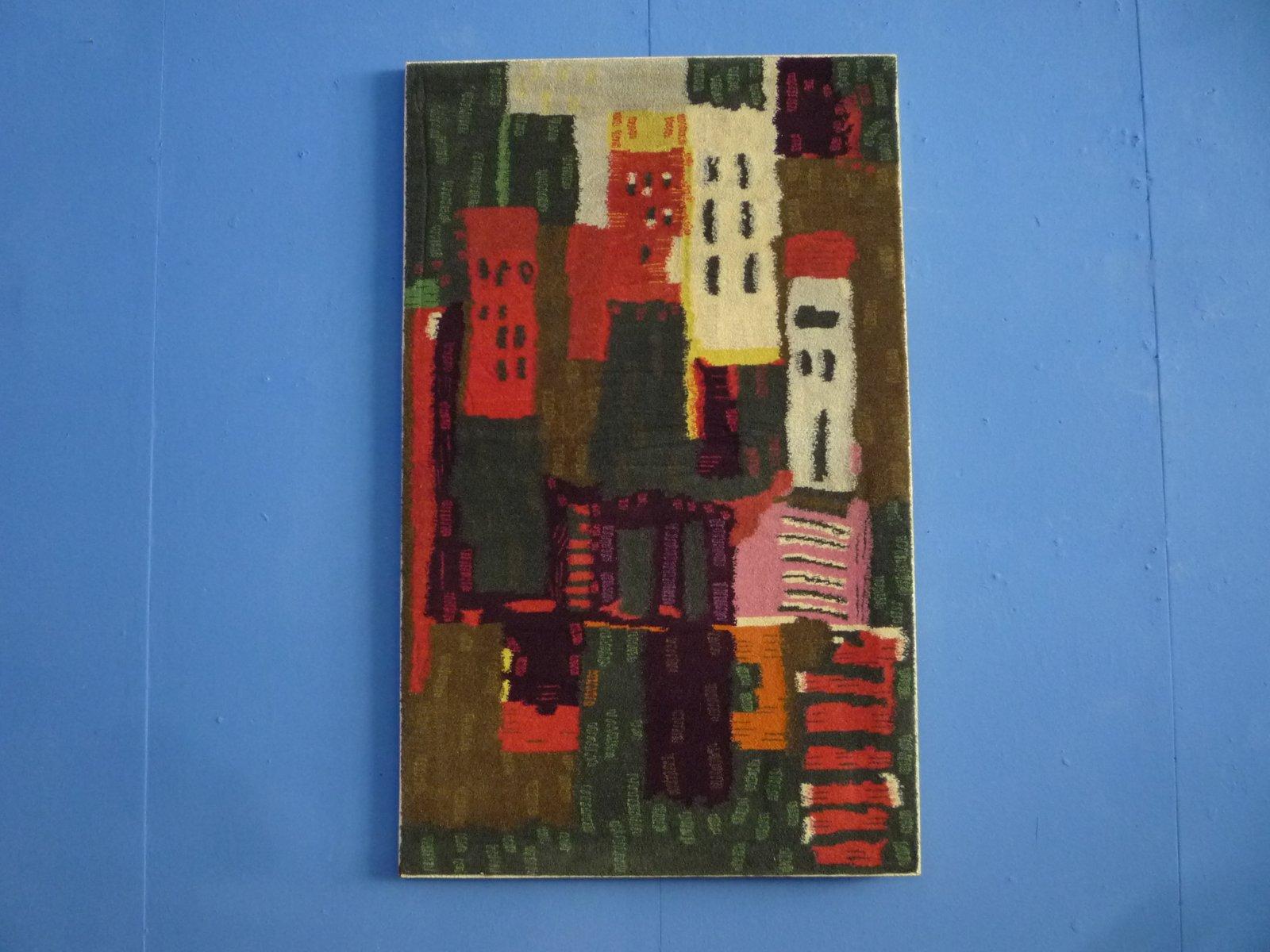 Wandteppich von Schwabinger Künstlerkollektion München, 1960er bei ...