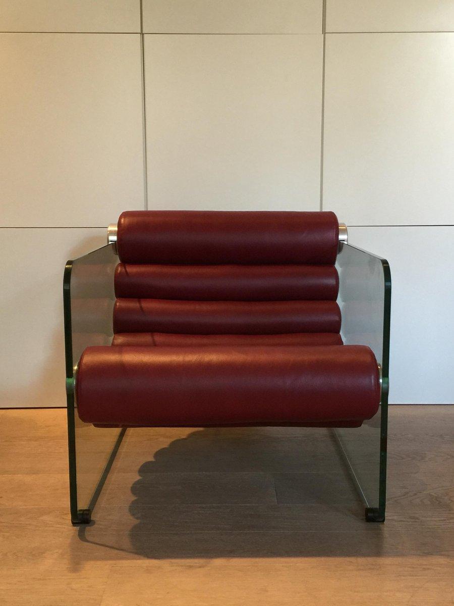 Hyaline Sessel von Fabio Lenci für Comfort Line, 1969