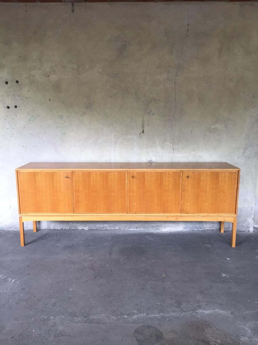 Vintage massivholz frisiertisch 1960er bei pamono kaufen - Frisiertisch vintage ...