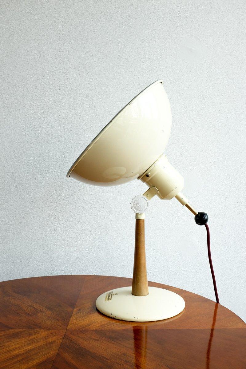Industrielle Tischlampe von Thermolux Wien, 1970er