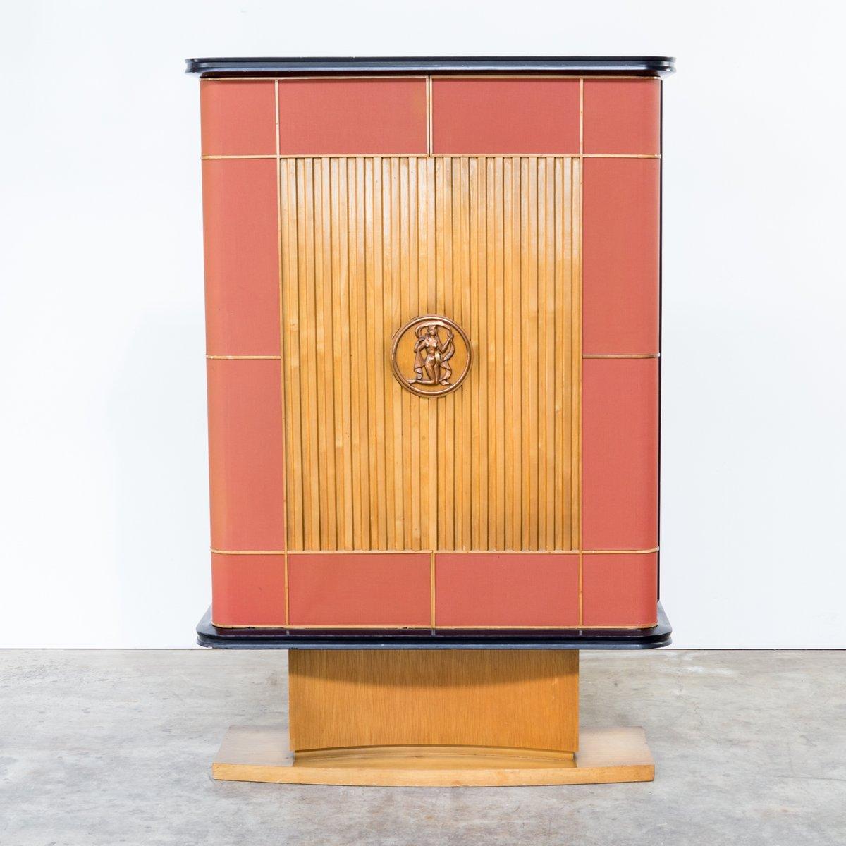 meuble art d co 1930s en vente sur pamono. Black Bedroom Furniture Sets. Home Design Ideas
